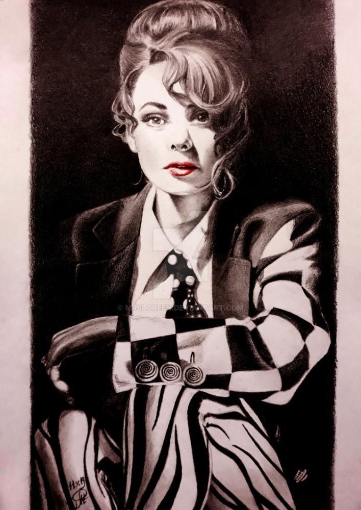 Sandra Cretu by loreen